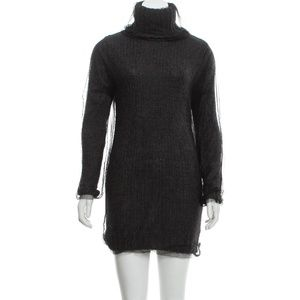 D&G Wool Turtleneck Dress (XS)
